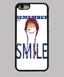 One Piece Smile para iPhone 6