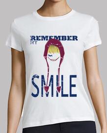 One Piece Smile para mujer