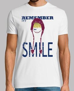 One Piece Smile per uomo
