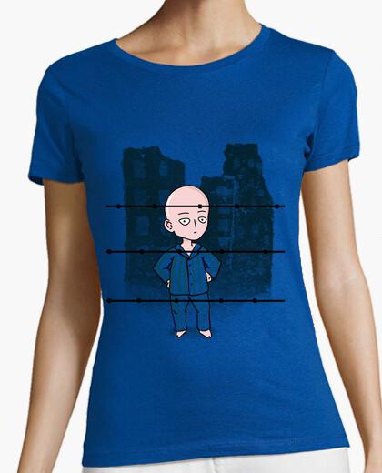 Camiseta One punch boy