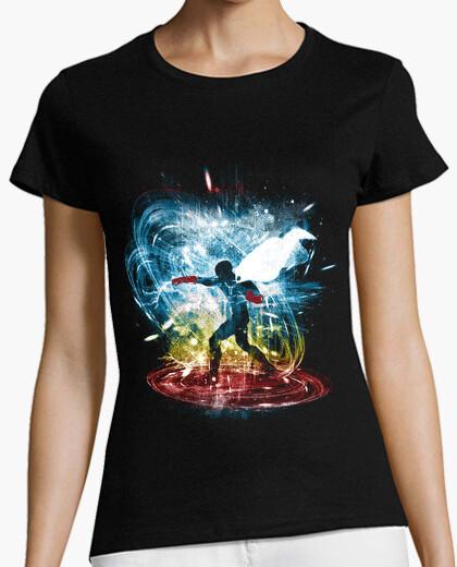 Camiseta one punch storm-rainbow version