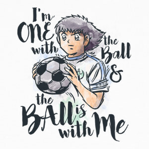 Camisetas ONE WITH THE BALL