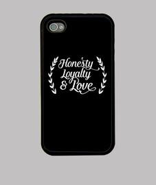 onestà lealtà e amore - b