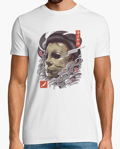 Oni Chemise Masque Homme Tee Shirt Slasher IYDWEH29