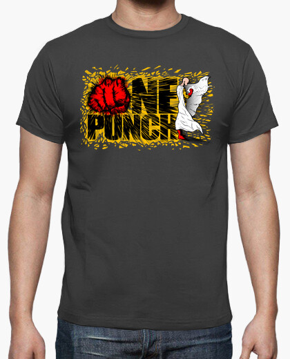 Camiseta Only One Punch