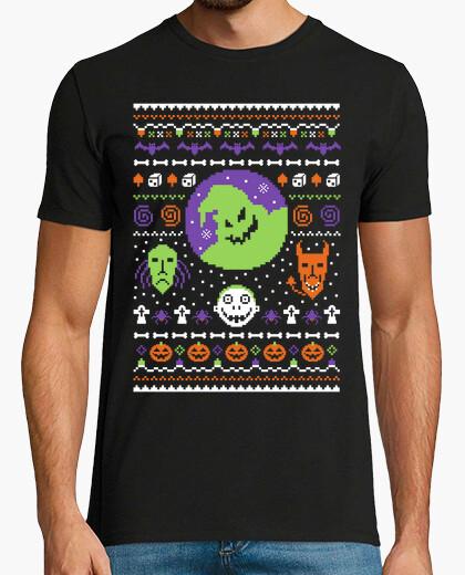 Camiseta Oogie Xmas