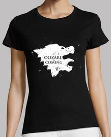 Oozaru is coming