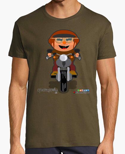 Camiseta opa moto
