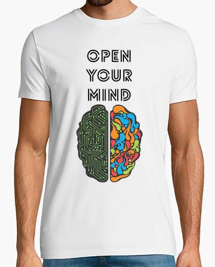 Camiseta Open Your Mind