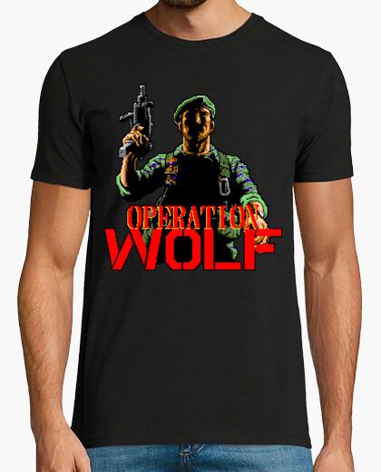 Camiseta Operation Wolf [H]