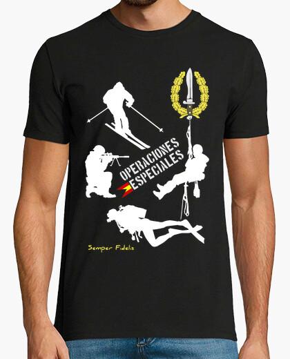 Tee-shirt opérations spéciaux mod.11