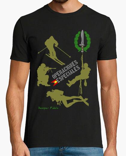 Tee-shirt opérations spéciaux mod.14