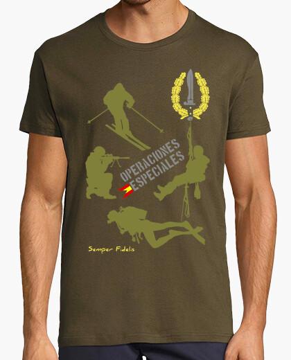 Tee-shirt opérations spéciaux mod.15