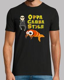 Oppa Gamba Style