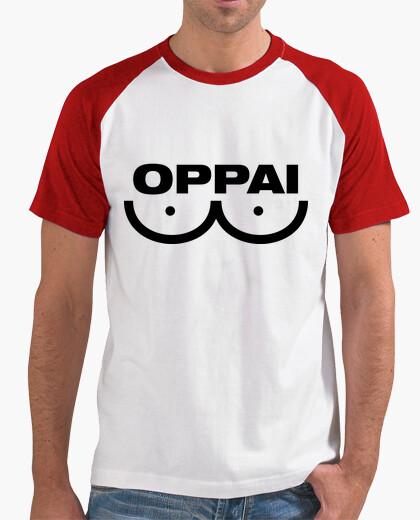 Camiseta Oppai One-Punch Man Black