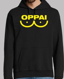 oppai one -punch man yellow