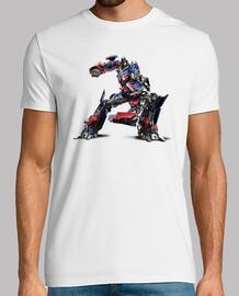 Optimus transformer (Pecho y espalda)
