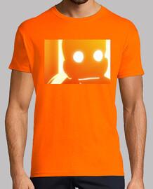 Orange ghost...