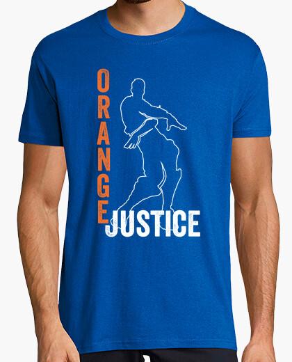 Camiseta ORANGE JUSTICE