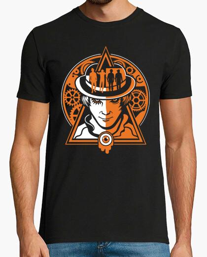 Tee-shirt Orange Mécanique | tostadora.fr