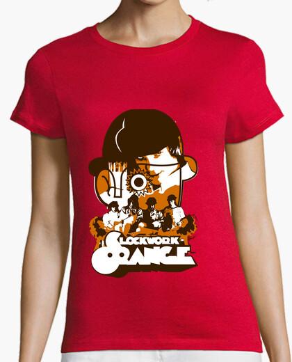Tee-shirt Orange mécanique