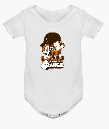 Vêtements enfant Orange mécanique