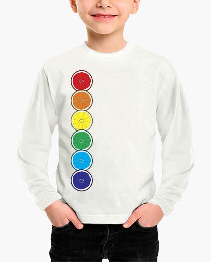Ropa infantil Orange Pride, camiseta niñe