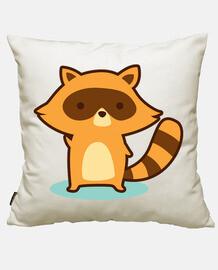 orange raccoon