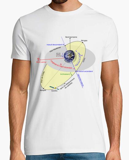 Camiseta Órbitas saletile