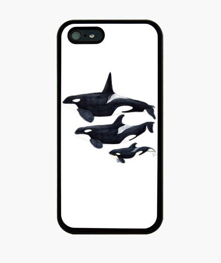 Orca Funda iPhone 5 / 5s, negra