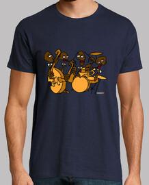 orchestre de jazz de la banane