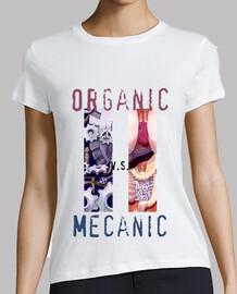 Orgánico vs Mecánico