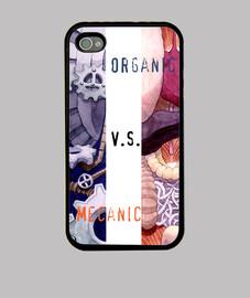 organique vs mécanicien