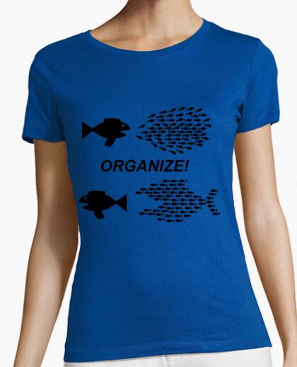 Camiseta Organización