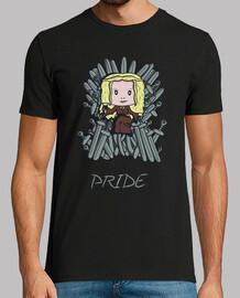 orgoglio, t-shirt da uomo