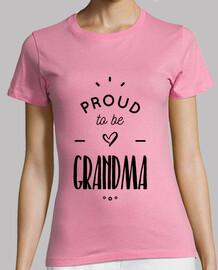 orgoglioso di essere nonna