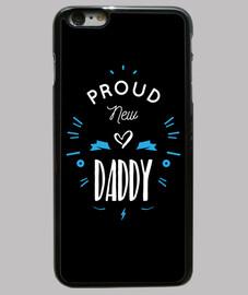 orgoglioso nuovo papà