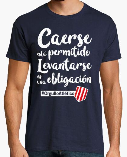 Camiseta Orgullo Atlético