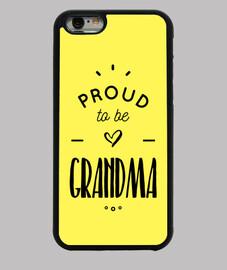 orgullosa de ser abuela