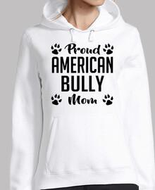 orgullosa mamá matón estadounidense
