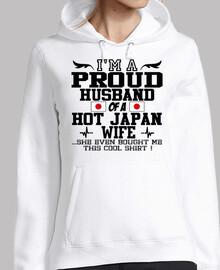orgulloso esposo esposa caliente de Jap