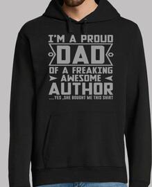 orgulloso padre de maldito autor increí