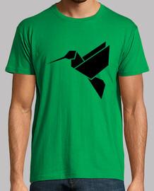 Origami Colibrí