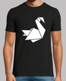 origami del cigno