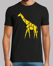 Origami girafa