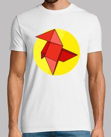 origami rosso