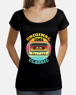 original 1981 clásico nacido 40 años