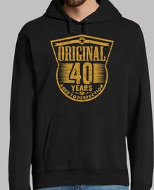 original 40 ans d39âge à la perfection