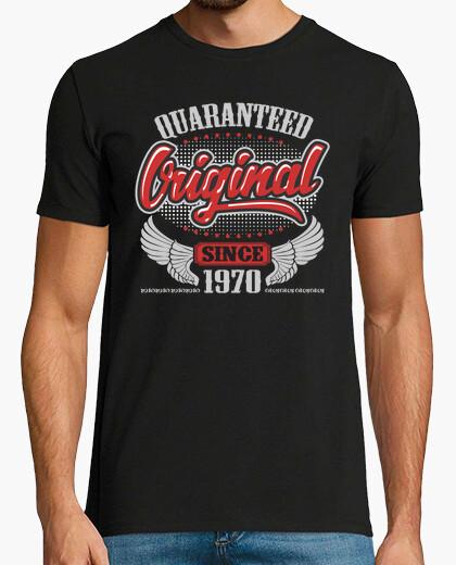 Camiseta original cuarentado desde 1970