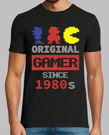 Original Gamer since 1980 Black